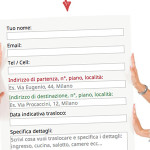 Preventivo Traslochi Milano lo strumento giusto per richiedere il tuo preventivo